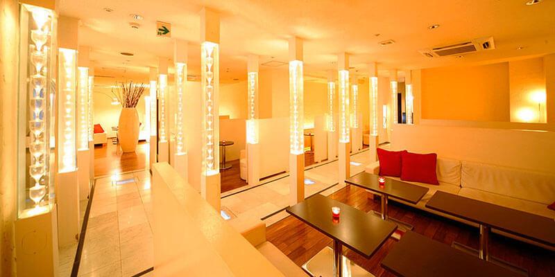 クラブ ラ・モンテの店内画像