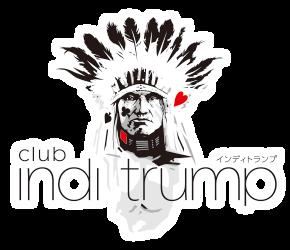 クラブ インディトランプのロゴ