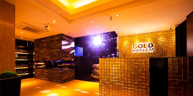 ゴールドハーレムの店内画像