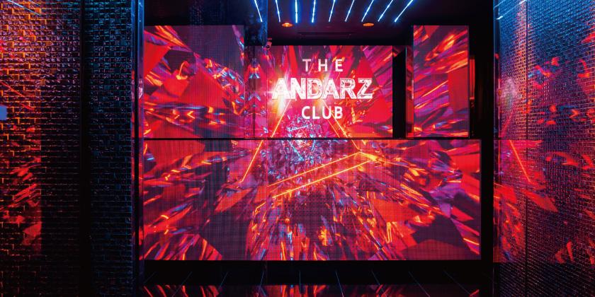 ザ・アンダーズクラブの店内画像